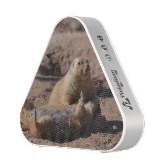 Prairie Dog Playing Dead Bluetooth Speaker