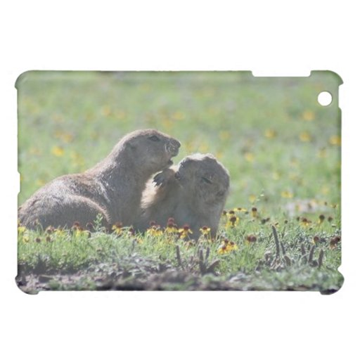 Prairie Dog Playtime Cover For The iPad Mini