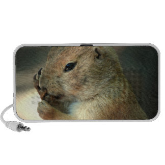 Prairie Dog Portable Speakers