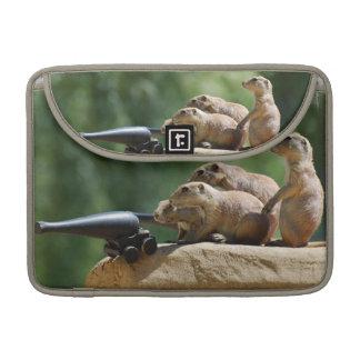 """Prairie Dog Soldiers 13"""" MacBook Sleeve MacBook Pro Sleeves"""