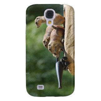 Prairie Dog Soldiers iPhone 3G Case Samsung Galaxy S4 Case