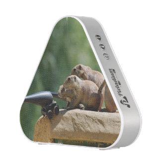 Prairie Dog Soldiers Bluetooth Speaker