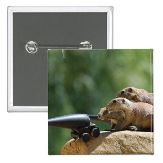 Prairie Dog Soldiers Pin