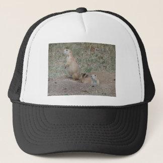 Prairie Dog Trucker Hat