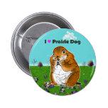 prairie dog which stands pins