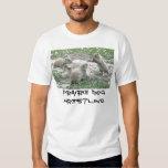 Prairie Dog Wrestling Tee Shirt