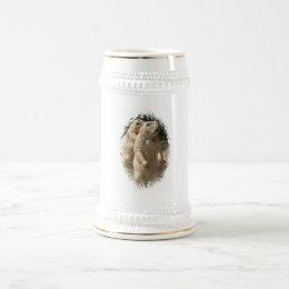 Prairie Dogs Beer Mug
