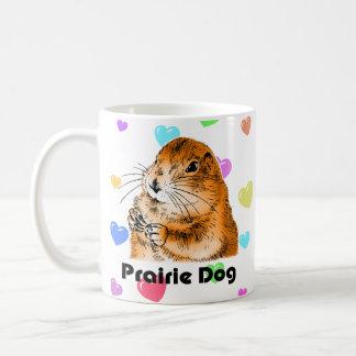prairie dog's face (2) coffee mug