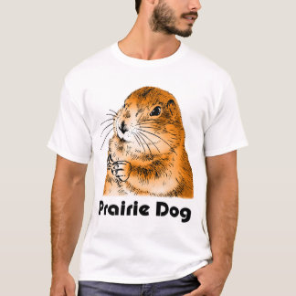 prairie dog's face T-Shirt