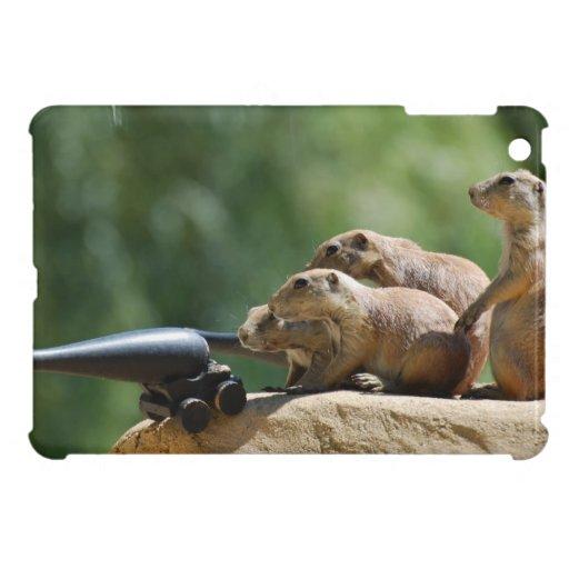 Prairie Dogs iPad Mini Cover
