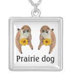 prairie dog's stuffed toy custom jewelry