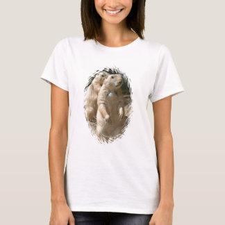 Prairie Dogs Woman's T-Shirt
