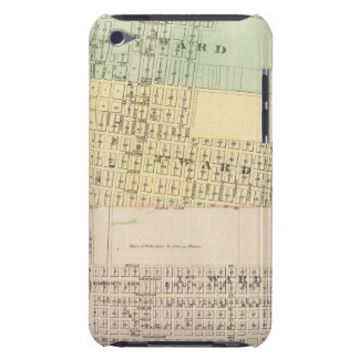 Prairie du Chien, county seat of Crawford Co iPod Touch Case-Mate Case