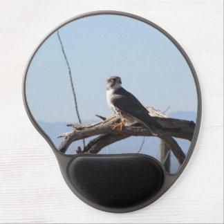 Prairie Falcon Gel Mouse Pad