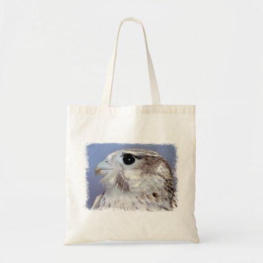 Prairie Falcon Tote Bag