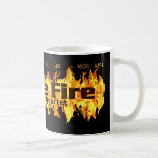 Prairie Fire Barbershop Quartet Classic White Coffee Mug
