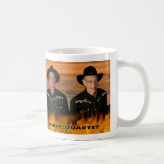 Prairie Fire sunset Classic White Coffee Mug