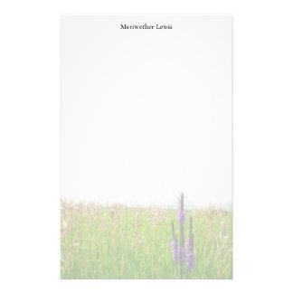 Prairie Flower Stationery