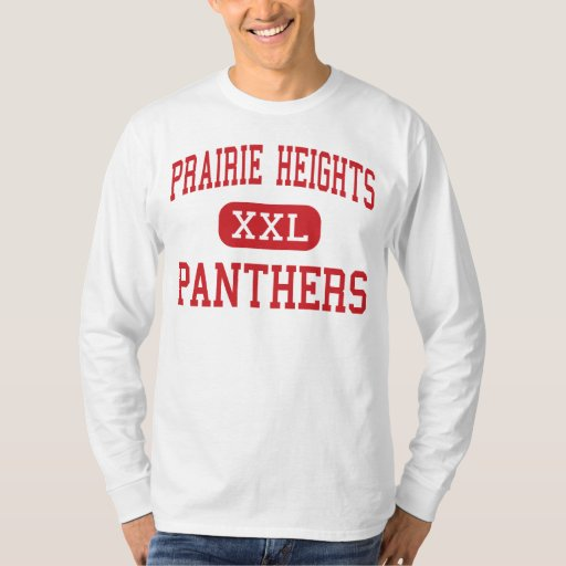 Prairie Heights - Panthers - Middle - LaGrange Tee Shirt