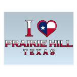 Prairie Hill, Texas Postcard