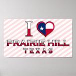 Prairie Hill, Texas Print