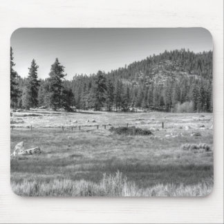 Prairie In South Lake Tahoe Mouse Pad