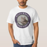 Prairie Paws Animal Shelter Freckles Approved Tee Shirt