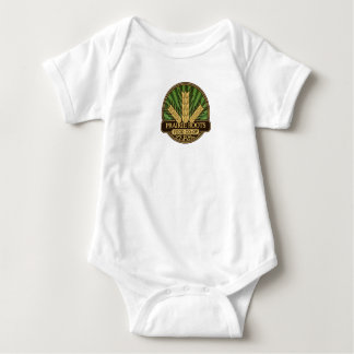 Prairie Roots Baby One Piece Color Logo Baby Bodysuit