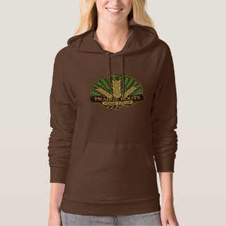Prairie Roots Color Center Logo Hoodie