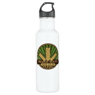Prairie Roots (Color Logo) 24oz Water Bottle