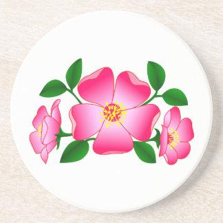 Prairie Rose Coaster