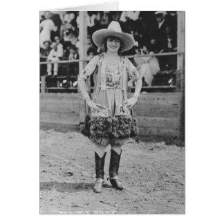 Prairie Rose Henderson Greeting Card