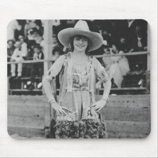 Prairie Rose Henderson Mouse Pad