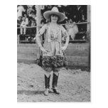 Prairie Rose Henderson Postcard