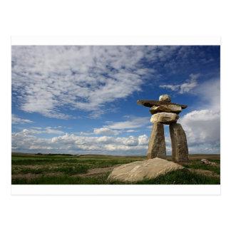 Prairie Sentinal Postcard