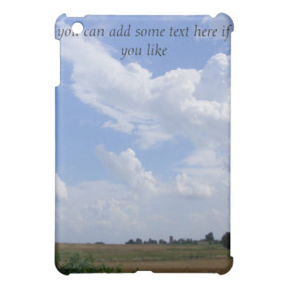 Prairie Sky iPad Case