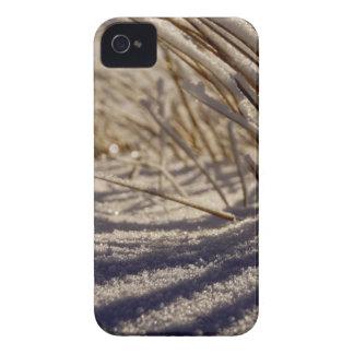Prairie snowscape, Saskatchewan, Canada iPhone 4 Cases