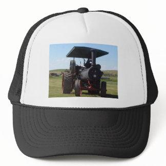Prairie Steam Tractor Trucker Hat