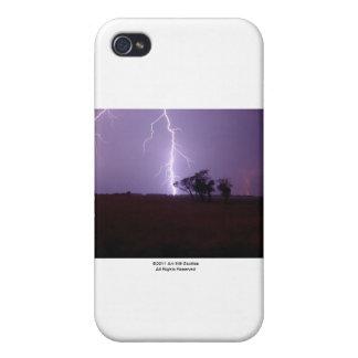 Prairie Storm iPhone 4 Covers