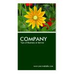 Prairie Sun Rudbeckia Business Card