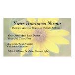 Prairie Sunflower - Helianthus maximilianii Business Cards