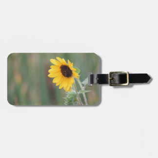 Prairie Sunflower Tags For Bags