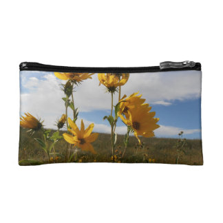Prairie Sunset Cosmetic Bag