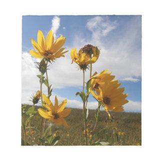 Prairie Sunset Notepad