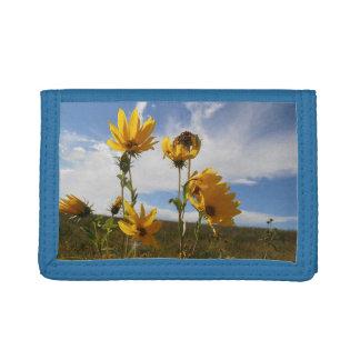 Prairie Sunset Tri-fold Wallet