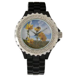 Prairie Sunset Wrist Watch