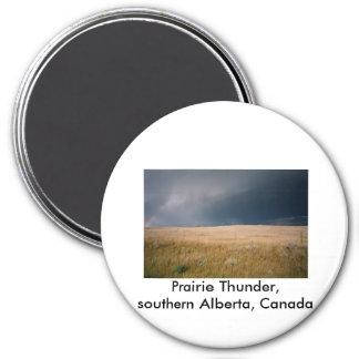 Prairie Thunder Magnet