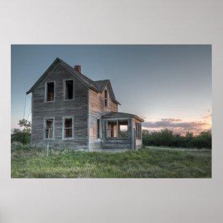 Prairie Twilight print