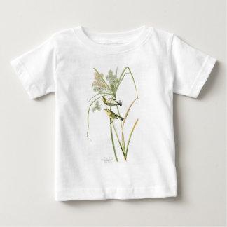 Prairie Warbler John James Audubon Birds America Baby T-Shirt