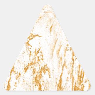 Prairie wind triangle sticker